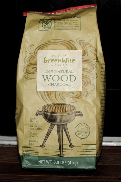 Review Of Publix Greenwise Lump Charcoal Naked Whiz